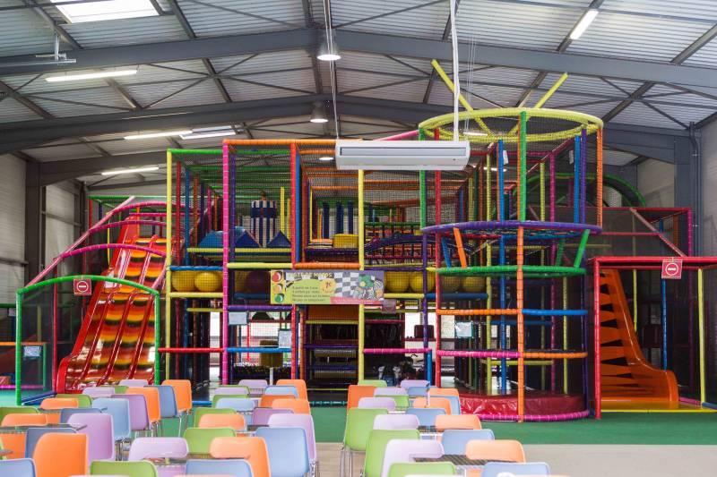 Installation De Royal Kids 224 Roissy En Brie Quadrivium