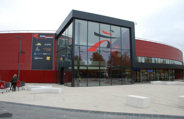 Centre commercial des coquelicots quadrivium - Centre commercial creteil soleil cabinet medical ...